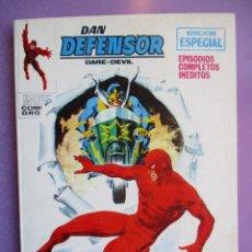 Cómics: DAN DEFENSOR Nº 28 VERTICE TACO ¡¡¡¡¡ BUEN ESTADO!!!!. Lote 241137240