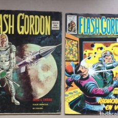 Cómics: FLASH GORDON COMPLETA VOLUMEN 1-2. Lote 241413585