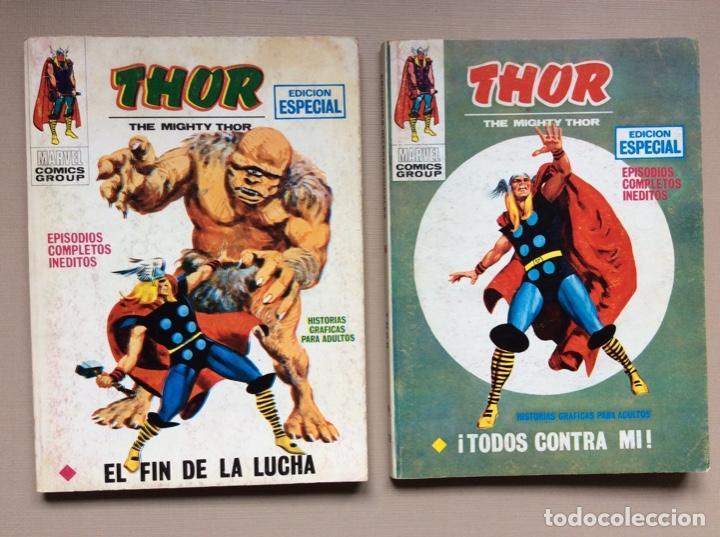 Cómics: THOR COMPLETA VOLUMEN 1-2 - Foto 12 - 241429950