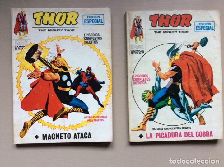 Cómics: THOR COMPLETA VOLUMEN 1-2 - Foto 14 - 241429950