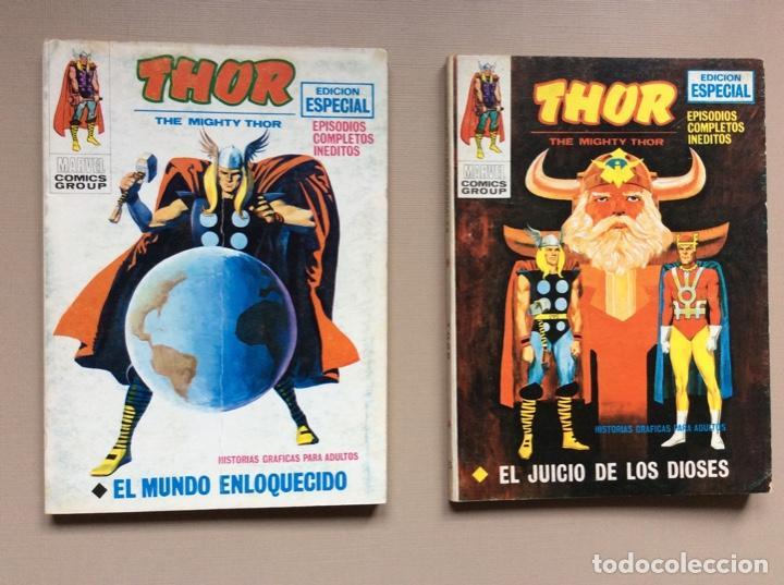 Cómics: THOR COMPLETA VOLUMEN 1-2 - Foto 16 - 241429950