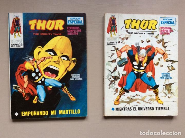 Cómics: THOR COMPLETA VOLUMEN 1-2 - Foto 18 - 241429950