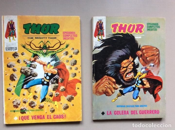 Cómics: THOR COMPLETA VOLUMEN 1-2 - Foto 22 - 241429950