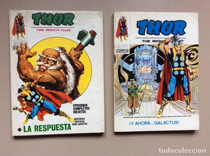 Cómics: THOR COMPLETA VOLUMEN 1-2 - Foto 25 - 241429950