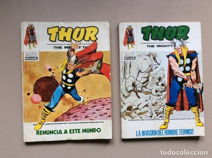 Cómics: THOR COMPLETA VOLUMEN 1-2 - Foto 29 - 241429950
