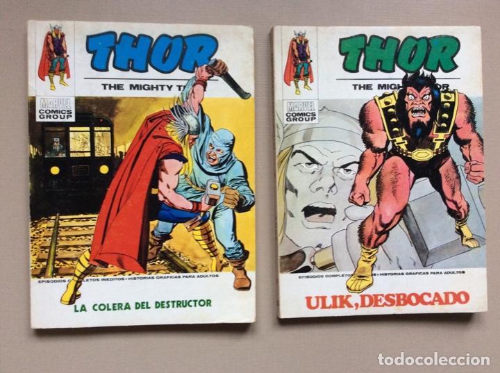 Cómics: THOR COMPLETA VOLUMEN 1-2 - Foto 30 - 241429950