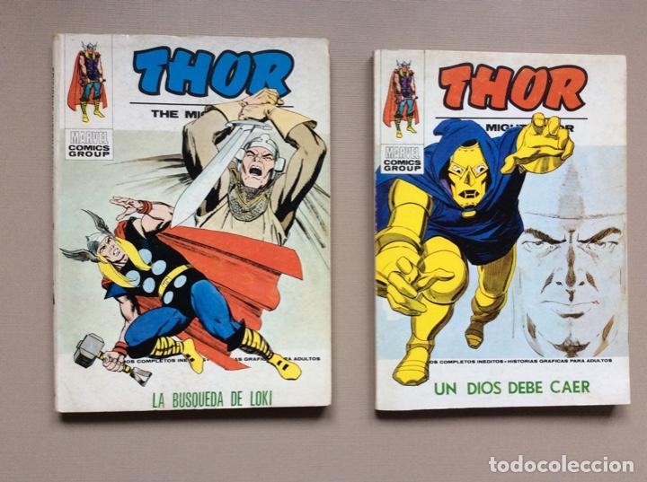 Cómics: THOR COMPLETA VOLUMEN 1-2 - Foto 34 - 241429950