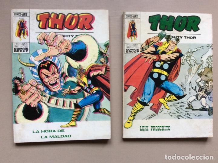 Cómics: THOR COMPLETA VOLUMEN 1-2 - Foto 40 - 241429950