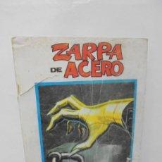 Cómics: ZARPA DE ACERO. EXTRA. HISTORIAS GRAFICAS PARA ADULTOS. EDICIONES VERTICE. 1971.. Lote 241454865