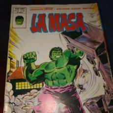 Comics: COMIC VERTICE LA MASA. Lote 241476585