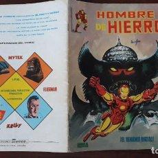 Cómics: HOMBRE DE HIERRO IRON MAN SURCO VERTICE LINEA 83 Nº 2. Lote 241491395