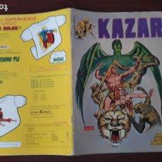 Cómics: KAZAR SURCO VERTICE LINEA 83 Nº 4. Lote 241492570