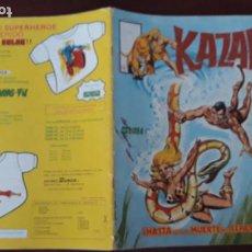 Cómics: KAZAR SURCO VERTICE LINEA 83 Nº 7. Lote 241492615