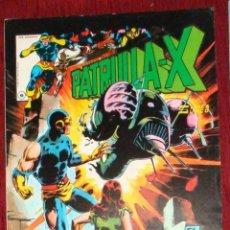 Comics: COMIC PATRULLA-X Nº 6 LINEA SURCO VÉRTICE 1983 NUEVO. Lote 241662475