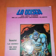Cómics: LA ODISEA. MUNDI COMICS CLASICOS. EDICIONES VERTICE.. Lote 241665860
