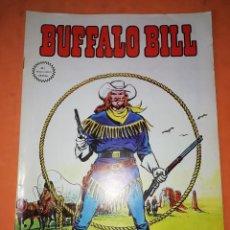 Cómics: BUFFALO BILL. LOS CAZADORES DE BUFALOS Nº 1. EDICIONES VERTICE.. Lote 241668810