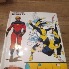 Comics: ALBUM FOTOGRAFICO PERSONALIZADO SUPERHEROES MIS PORTADAS VERTICE VOLUMEN 1. Lote 241802305