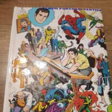 Comics: ALBUM FOTOGRAFICO PERSONALIZADO SUPERHEROES MIS PORTADAS COMICS VERTICE. Lote 241803100