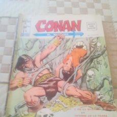 Comics: CONAN EL BÁRBARO.EL JARDÍN DE LA VIDA Y DE LA MUERTE.VOLUMEN 2 Nº 3. VÉRTICE. Lote 241818475