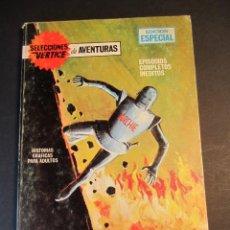 Cómics: SELECCIONES VERTICE (1968, VERTICE) 27 · 1969 · EL LEOPARDO DE CRISTAL. Lote 242036420