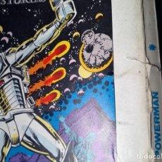 Cómics: POWER MAN Nº 1-2-3-4-5 RETAPADO Nº 1 VERTICE-SURCO MUNDICOMICS LUKE CAGE 1981. Lote 242068320