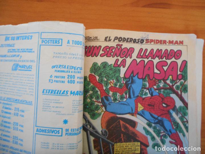 Cómics: SPIDERMAN EL HOMBRE ARAÑA VOL. 3 Nº 59 - MUNDI COMICS - VERTICE - LEER DESCRIPCION (L) - Foto 3 - 242081760