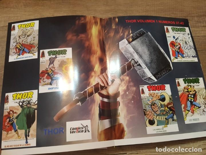 Cómics: ALBUM FOTOGRAFICO PERSONALIZADO SUPERHEROES MIS PORTADAS COMICS VERTICE - Foto 42 - 242121450