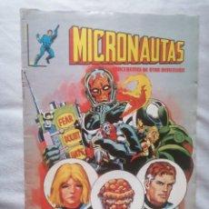 Cómics: MICRONAUTAS Nº 4 ** LINEA SURCO / VERTICE GRAPA. Lote 242866930