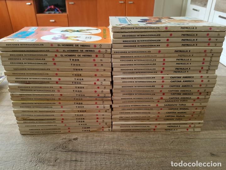 LOTE 47 COMICS VERTICE VOLUMEN 1 (Tebeos y Comics - Vértice - V.1)