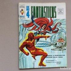 Cómics: 4 FANTÁSTICOS VOLUMEN 2 NÚMERO 6. Lote 243009495