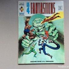 Cómics: LOS 4 FANTÁSTICOS VOLUMEN 2 NÚMERO 12. Lote 243021220