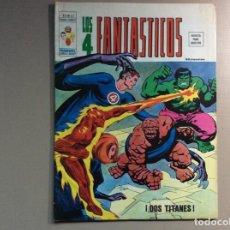 Cómics: LOS 4 FANTÁSTICOS VOLUMEN 2 NÚMERO 20. Lote 243034245