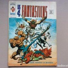 Cómics: LOS 4 FANTÁSTICOS VOLUMEN 2 NÚMERO 21. Lote 243159660
