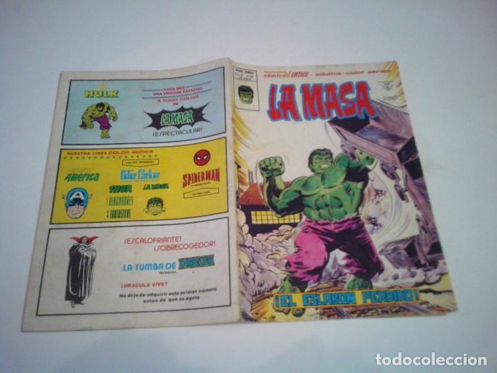 Cómics: LA MASA - VERTICE - VOLUMEN 3 - NUMERO 39 - GORBAUD - Foto 7 - 243328600