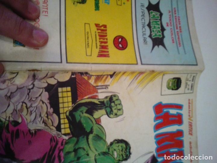 Cómics: LA MASA - VERTICE - VOLUMEN 3 - NUMERO 39 - GORBAUD - Foto 8 - 243328600