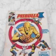 Cómics: PATRULLA X (X-MEN) - Nº 15 - GUERRA EN EL MUNDO OSCURO - ED. VERTICE - 1970 - TACO VOL. 1. Lote 243338985
