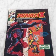 Cómics: PATRULLA X (X-MEN) - Nº 16 - MI ENEMIGO SPIDERMAN - ED. VERTICE - 1970 - TACO VOL. 1. Lote 243340890