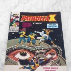 Cómics: PATRULLA X (X-MEN) - Nº 21 - COMPUTO Y LOS SEMIHOMBRES - ED. VERTICE - 1971 - TACO VOL. 1. Lote 243342575