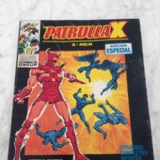 Cómics: PATRULLA X (X-MEN) - Nº 23 - EL CREPUSCULO DE LOS MUTANTES - ED. VERTICE - 1971 - TACO VOL. 1. Lote 243379995