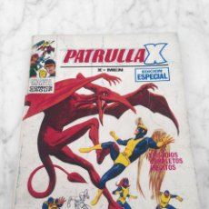 Cómics: PATRULLA X (X-MEN) - Nº 28 - LOS MONSTRUOS TAMBIEN LLORAN - ED. VERTICE - 1971 - TACO VOL. 1. Lote 243419955