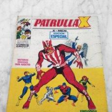 Cómics: PATRULLA X (X-MEN) - Nº 29 - GUERRA EN EL MUNDO INFERIOR - ED. VERTICE - 1972 - TACO VOL. 1. Lote 243422175