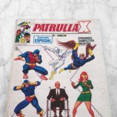 Cómics: PATRULLA X (X-MEN) - Nº 32 - SOMOS LA PATRULLA-X - ED. VERTICE - 1972 - TACO VOL. 1. Lote 243423765