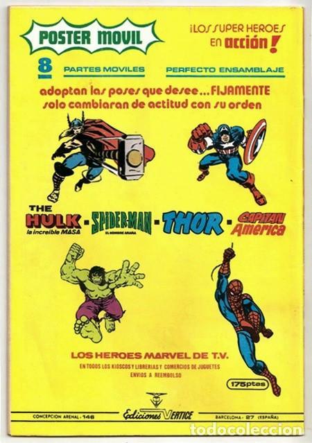 Cómics: El Dinosaurio Diabólico, 3: ¡Viaje al centro de las hormigas! (Jack Kirby) - Vértice, 11/1980 - Foto 2 - 43322632