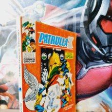 Cómics: MUY BUEN ESTADO PATRULLA X 9 TACO COMICS VERTICE. Lote 243566150