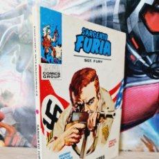 Cómics: EXCELENTE ESTADO SARGENTO FURIA 4 TACO COMICS VERTICE. Lote 243568460