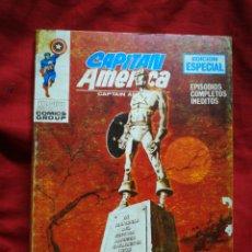 Cómics: CAPITAN AMERICA- EDICIONES VÉRTICE- N°5 (MARVEL, COMICS GROUP), 1°EDICION ESPECIAL, TACO. 1969.. Lote 243631375