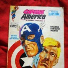 Cómics: CAPITAN AMERICA- EDICIONES VÉRTICE- N°6 (MARVEL, COMICS GROUP), 1°EDICION ESPECIAL, TACO. 1969.. Lote 243632255