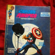 Cómics: CAPITAN AMERICA- EDICIONES VÉRTICE- N°13 (MARVEL, COMICS GROUP), 1°EDICION ESPECIAL, TACO. 1970.. Lote 243638745