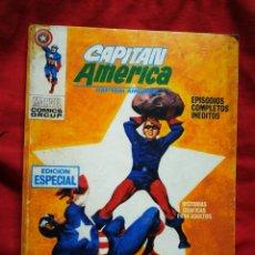 Cómics: CAPITAN AMERICA- EDICIONES VÉRTICE- N°14 (MARVEL, COMICS GROUP), 1°EDICION ESPECIAL, TACO. 1970.. Lote 243639085
