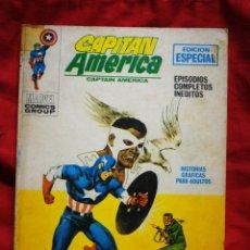 Cómics: CAPITAN AMERICA- EDICIONES VÉRTICE- N°16 (MARVEL, COMICS GROUP), 1°EDICION ESPECIAL, TACO. 1971.. Lote 243639915